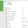 eBiss Web Dashboard